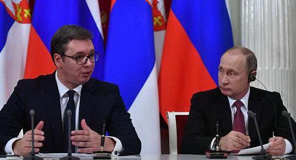 南斯拉夫被炸20年后该国总统称,普京当时若是总统,此事不会发生