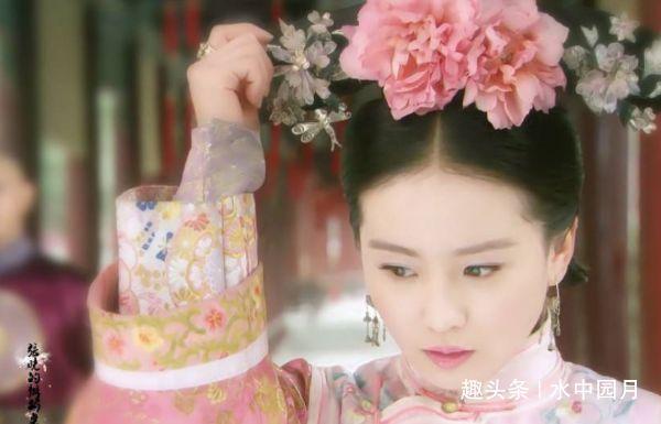 7位女星古装美照,杨幂刘诗诗上榜,杨颖优雅,而她是小时候回忆