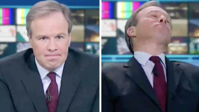 【连续8小时直播大选 #英国主持人累瘫#