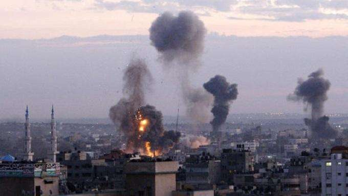 以色列与伊朗爆发正面冲突 鹰派叫嚣退出联盟 俄:自寻死路