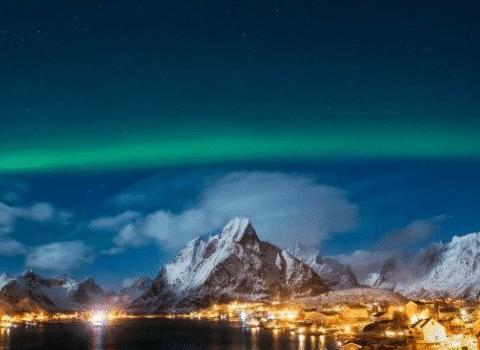 """欧洲最唯美小镇, 拥有""""午夜太阳""""奇观, 如今游客络绎不绝"""