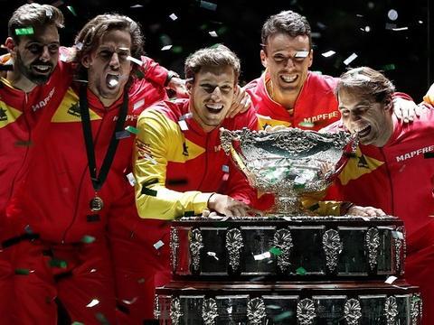连夺戴维斯杯和ATP杯?西班牙不仅拥有纳达尔 还有这位战士