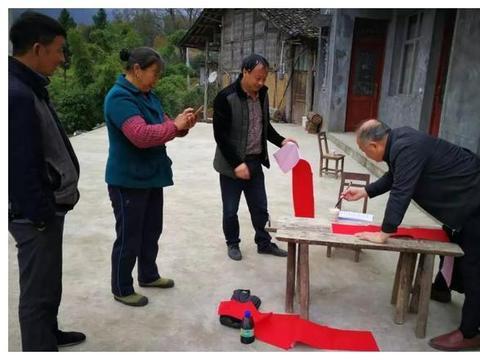 """旺苍县教育系统开展""""三送""""进农家活动"""