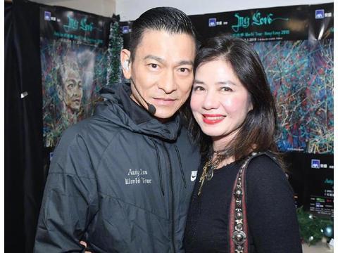 她是80年代最美女星,拒绝刘德华嫁入豪门,今59岁成单身富婆