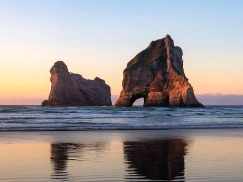 最罕见的10个海洋拱门,大自然的鬼斧神工,创造了一个童话世界!