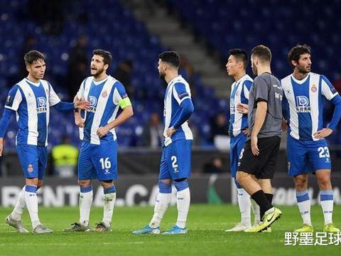 西班牙人心酸一幕!球迷开始抵制入场,中国老板亲眼见证耻辱纪录