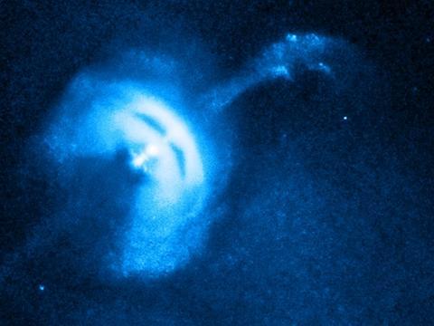 """中子星""""顿挫""""现象向科学家揭示了其内部运作的线索"""