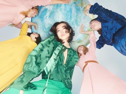 与西有SHOPLINQ一起 走进环保先锋Stella McCartney的时尚星球