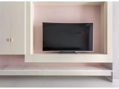 室内设计安棋l108平简约风装修,马卡龙色系装修