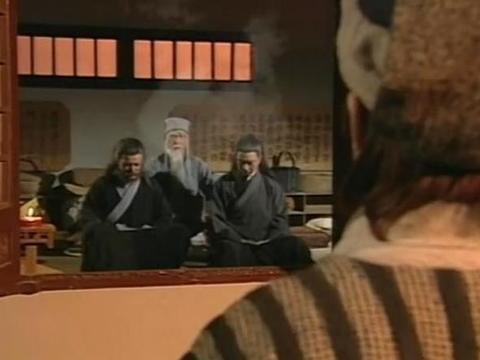 两版《天龙八部》扫地僧片段对比 胡军版比黄日华版接近原著