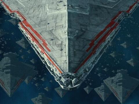 《星球大战:天行者崛起》曝杜比海报
