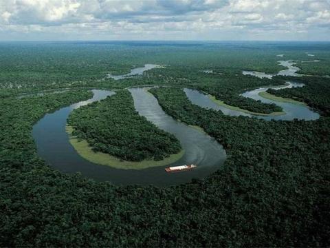 世界第一大河,亚马逊河究竟有多大?至今没有一座桥横跨过它