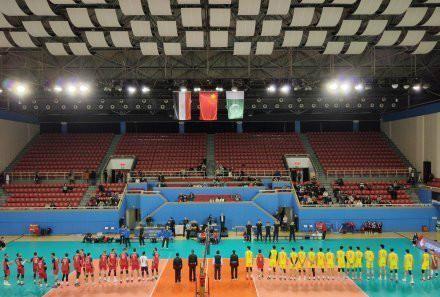男排邀请赛第三轮 中国3-0横扫埃及 江川局末六连发惊艳全场