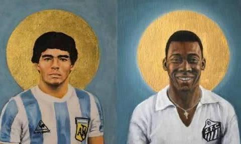 贝利认为马拉多纳第一次世界杯的表现,已经影响了他在足坛的发展