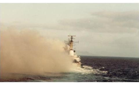 阿根廷在马岛战争失利,难道是因为飞鱼导弹数量不足?