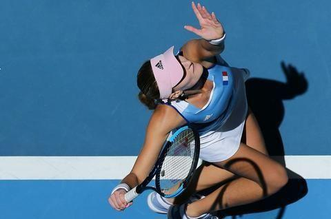 迪拜$100K网球赛女单四强名单!种子选手仅剩1人!