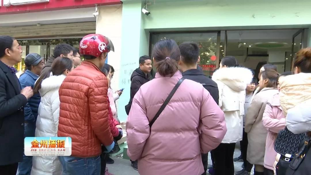 安康城区一母婴用品连锁店突然关门 消费者急了!