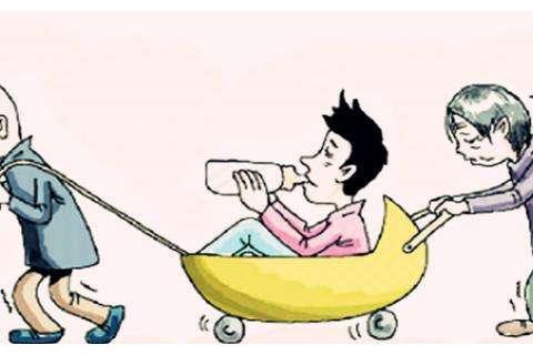 """奶奶带孙子吃酒席,亲自上阵帮孩子""""抢肉"""",网友:害惨了孩子!"""