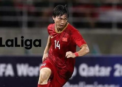 越南球员或先于韦世豪登陆西甲,中国足球和越南的差距无几