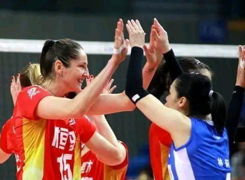 三次争议回放未能挽回江苏女排败局,赛场上还是靠实力说话