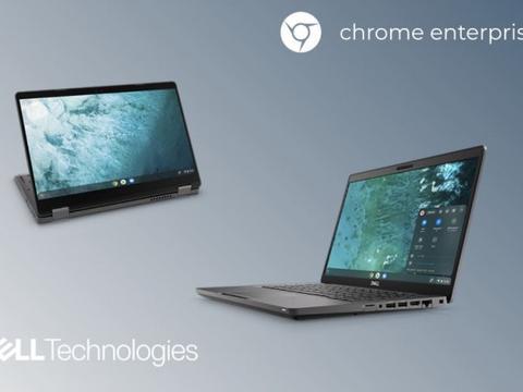 戴尔宣布推出首款真正的企业级Chromebook