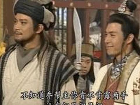 《天龙八部》中慕容复为何能与乔峰并列,黄日华用四个字完美诠释