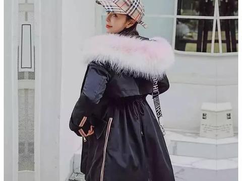 """棉服年年穿,今冬主流""""森湘系"""",20-38女生穿,个顶个的美"""