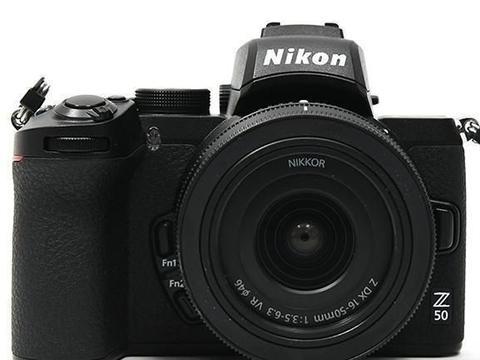 尼康z50是全画幅相机吗
