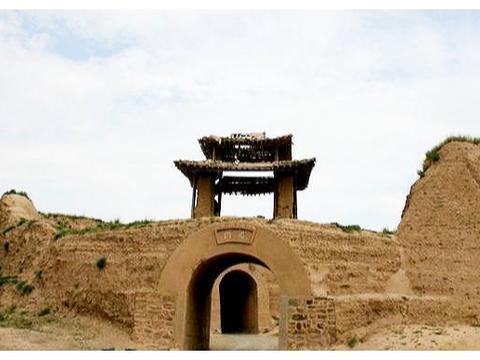 探访距今400多年历史的河西走廊东门户,明万历年甘肃永泰古城