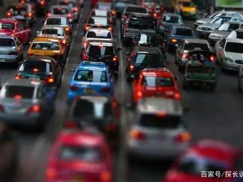 放假堵车,看出了日系车和德系车的差距,怎么选车以后要注意