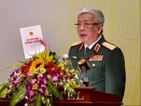 美国美梦彻底破裂了,越南公开2019国防白皮书,已放出关键信号