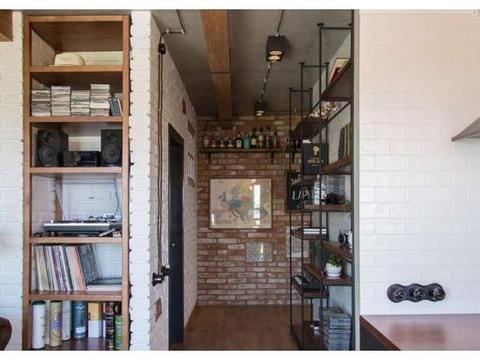 65平小户型,邻居没事就搬块砖回家,完工多出个阳台还少花几万块