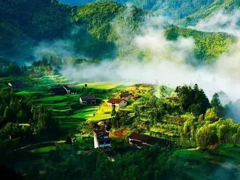 浙南边陲的小县城,被誉为中国最纯净的美丽风景线
