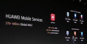 消费者的选择来了,华为宣布新智能手机生态系统HMS