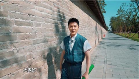 冯绍峰婚后首次提到赵丽颖,称呼暴露两人关系,昭阳区大妈给力