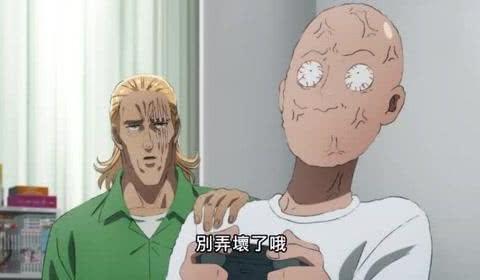 一拳超人:能把埼玉惹怒的4件事,一个是打游戏一个谁提谁挨揍