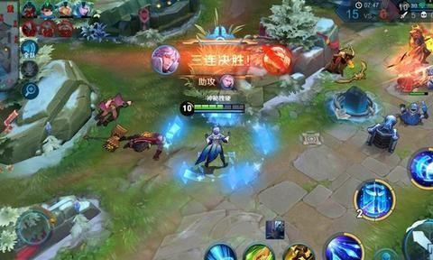 王者荣耀:李白的神技画圈圈技能,能完美免疫这些英雄的终结技