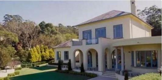 晒陈思诚在澳洲的豪宅:卧室有7间,户外游泳池,跟个度假村一样