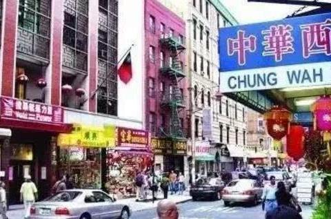 """美国华人为何突然""""消失""""?唐人街已人去楼空,其原因令人深思!"""