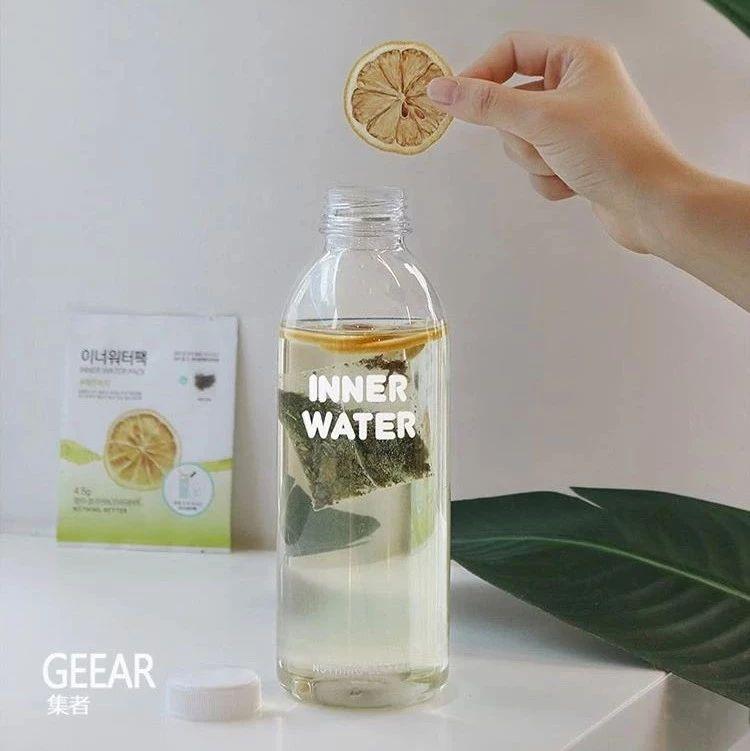 G生活 | 韩国女生的去水肿神器!这款Idol水就是明星们的必备饮品!