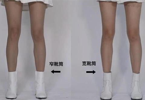 杨紫穿对靴子变腿精,冬日靴子瘦腿法,小粗腿也有专属靴