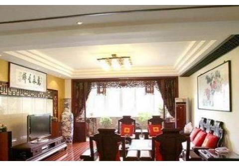 霍建华的豪宅长啥样,今天就带你看看,家具都是红木打造的!