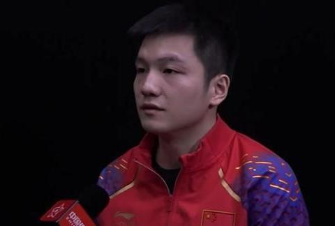 樊振东接受专访:转折点在亚锦赛,勇敢面对压力