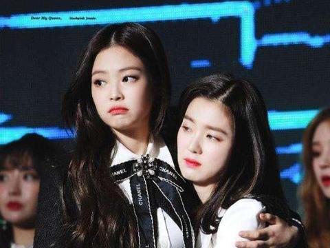 公费谈恋爱?Jennie和Irene怎么认识的?成为好闺蜜