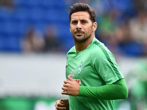 皮萨罗:赛季末退役的计划不变 因德国球队的严谨而选择加盟