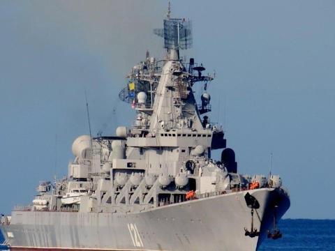 不速之客再闯大西洋,给世界作出示范,俄称无权阻止自由航行