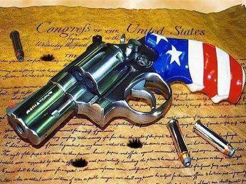 枪击案频发,美国枪店如何求生?