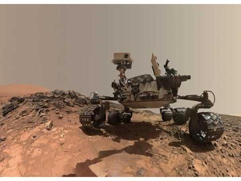NASA科学家突然宣布,火星又有新发现,地表一英寸或许就有水