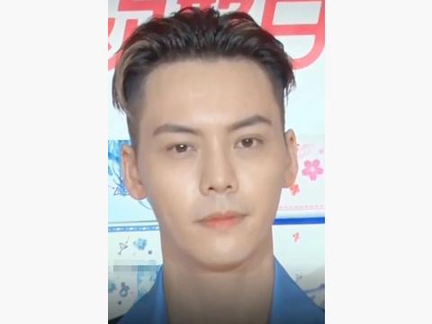 有一种痞帅叫陈伟霆,看到他的大背头造型,网友:男人该有的样子