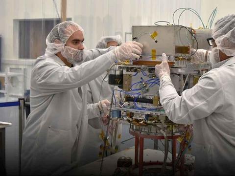 美国宇航局正式开启其深空原子钟